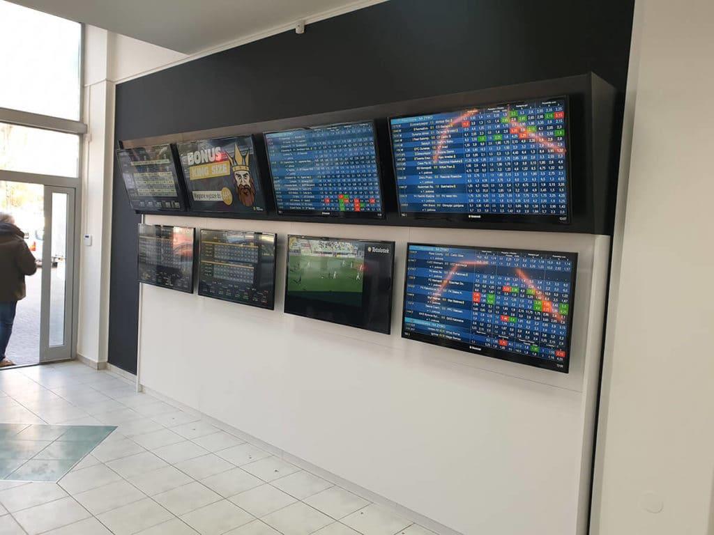 Montaż systemów TV